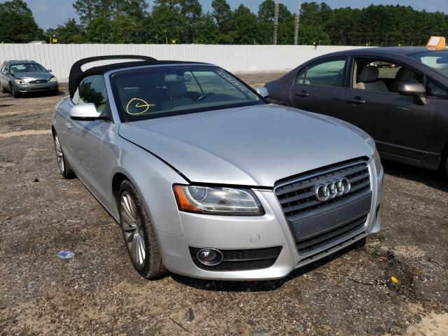 Audi Vehiculos salvage en venta: 2012 Audi A5 Premium