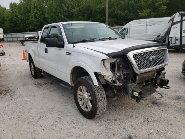 Salvage cars for sale from Copart Hurricane, WV: 2004 Ford F150