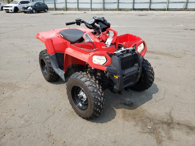Salvage cars for sale from Copart Cudahy, WI: 2017 Polaris Sportsman