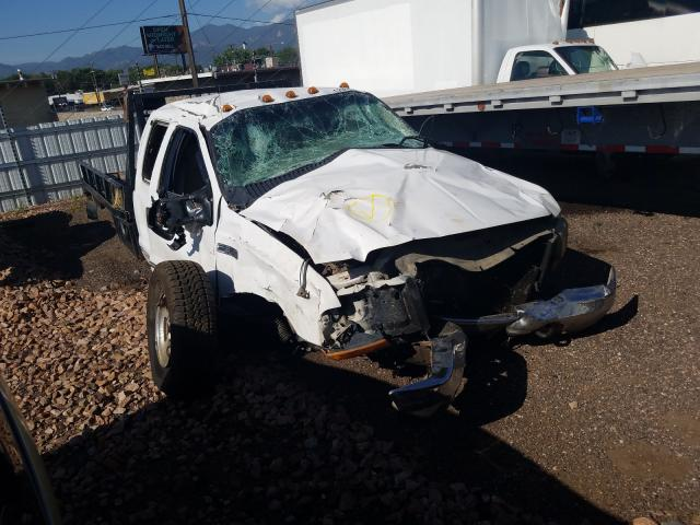 Salvage cars for sale from Copart Colorado Springs, CO: 2000 Ford F350 SRW S