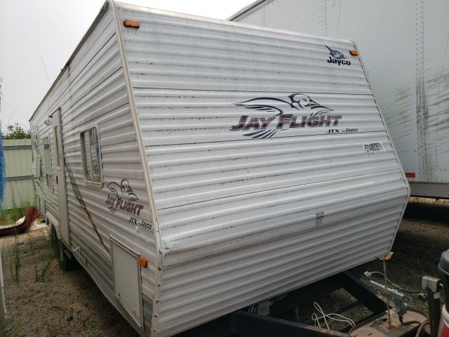 Salvage cars for sale from Copart Pekin, IL: 2007 Jayco Trailer