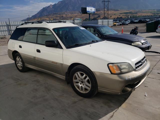 Subaru Vehiculos salvage en venta: 2000 Subaru Legacy Outback