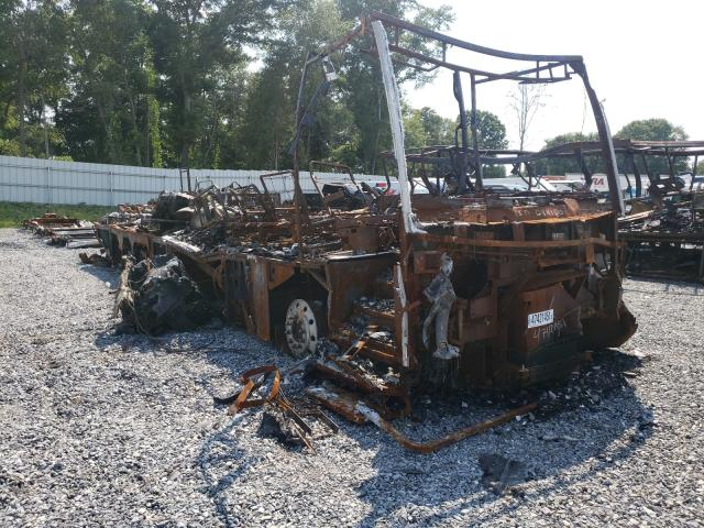Salvage cars for sale from Copart Gastonia, NC: 2015 Freightliner Chassis XC
