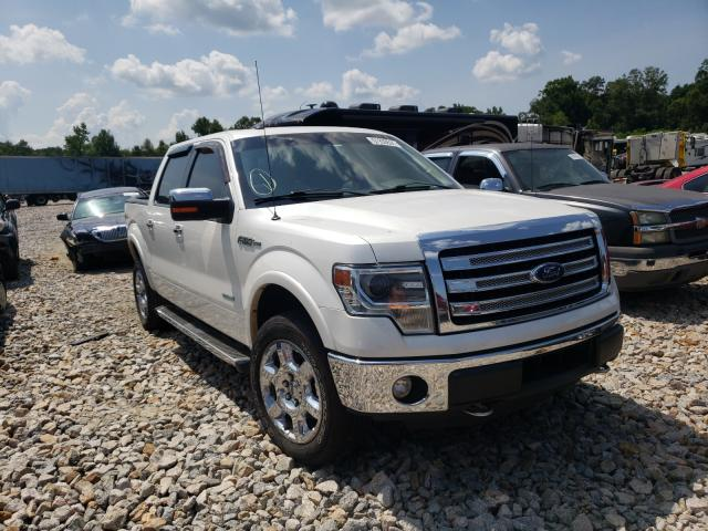 Salvage cars for sale from Copart Montgomery, AL: 2014 Ford F150 Super