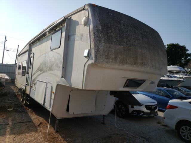 Keystone Montana salvage cars for sale: 2009 Keystone Montana
