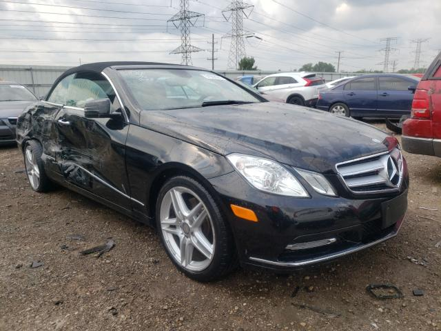 Salvage cars for sale at Elgin, IL auction: 2013 Mercedes-Benz E 350