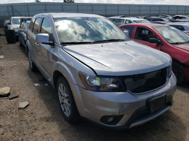 Salvage cars for sale from Copart Albuquerque, NM: 2019 Dodge Journey GT