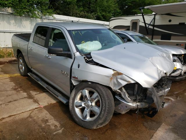 Dodge salvage cars for sale: 2018 Dodge RAM 1500 SLT