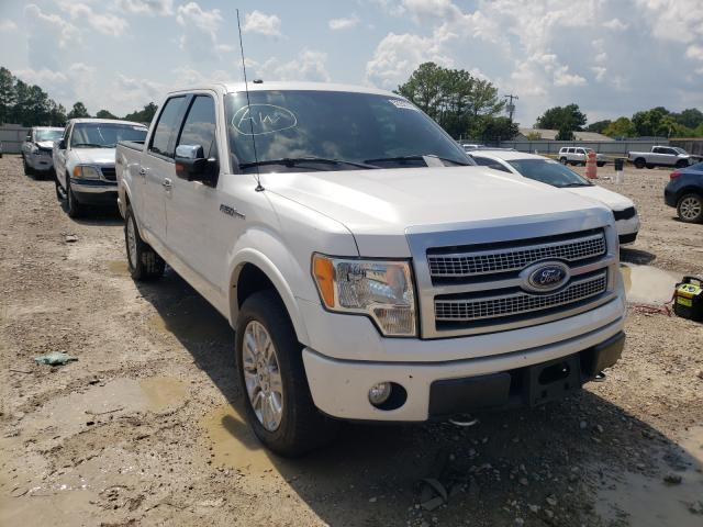 Salvage cars for sale from Copart Florence, MS: 2010 Ford F150 Super