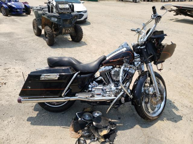 Vehiculos salvage en venta de Copart Conway, AR: 2002 Harley-Davidson Fltr