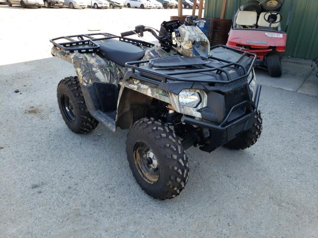 Salvage cars for sale from Copart Graham, WA: 2020 Polaris Sportsman