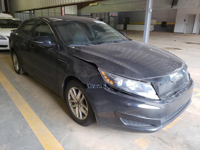 Salvage cars for sale from Copart Mocksville, NC: 2011 KIA Optima LX