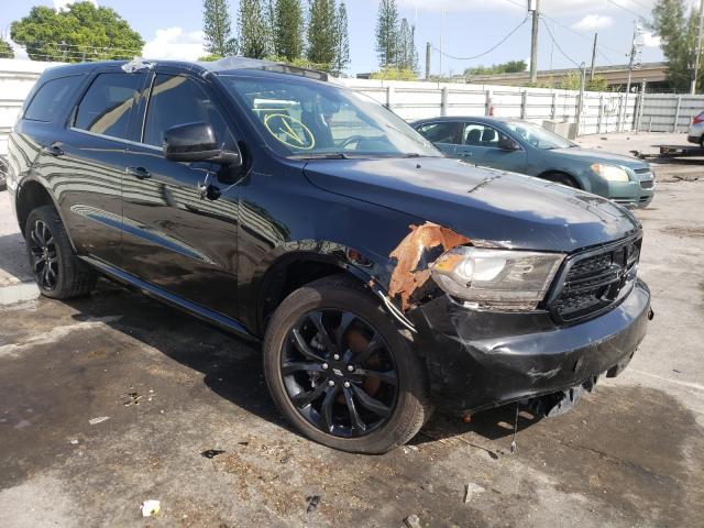 Vehiculos salvage en venta de Copart Miami, FL: 2019 Dodge Durango SX