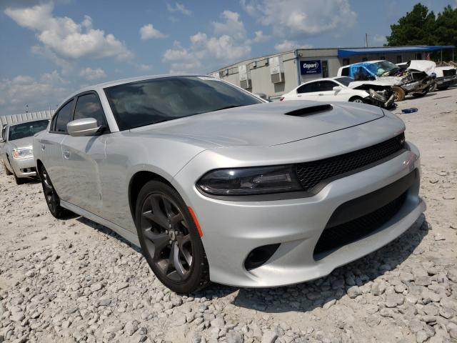 Salvage cars for sale at Prairie Grove, AR auction: 2019 Dodge Charger GT