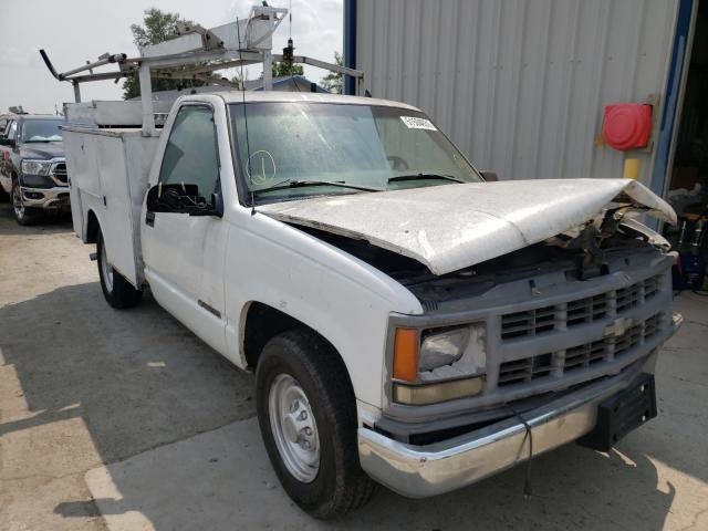Salvage cars for sale from Copart Sikeston, MO: 1998 Chevrolet GMT-400 C3