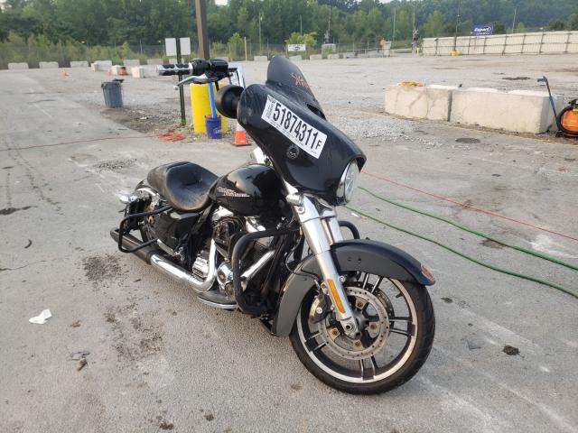 Salvage cars for sale from Copart Louisville, KY: 2017 Harley-Davidson Flhx Street