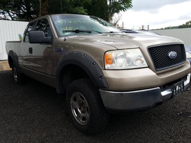 Vehiculos salvage en venta de Copart New Britain, CT: 2005 Ford F150