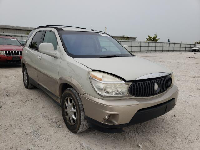 Buick Rendezvous salvage cars for sale: 2004 Buick Rendezvous
