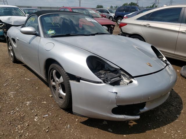 Porsche Boxster salvage cars for sale: 2001 Porsche Boxster