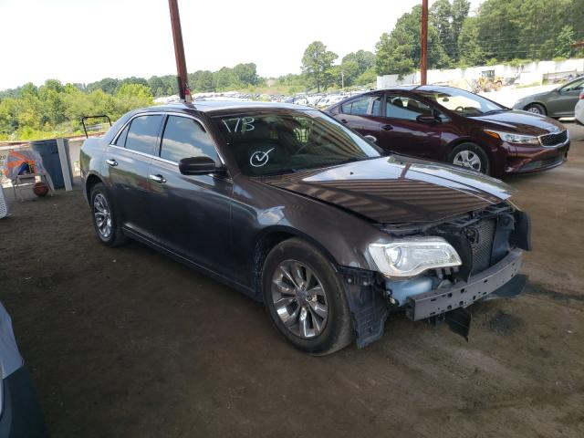 Salvage cars for sale from Copart Fairburn, GA: 2015 Chrysler 300 Limited