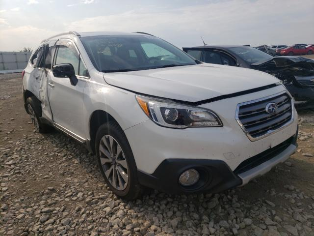 Salvage cars for sale from Copart Earlington, KY: 2017 Subaru Outback TO