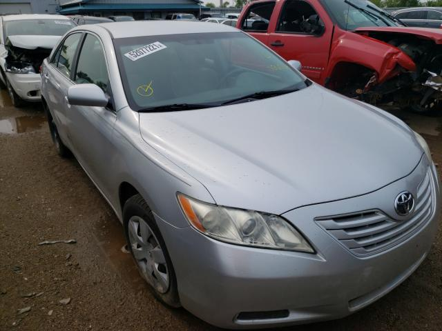 Salvage cars for sale from Copart Pekin, IL: 2008 Toyota Camry CE