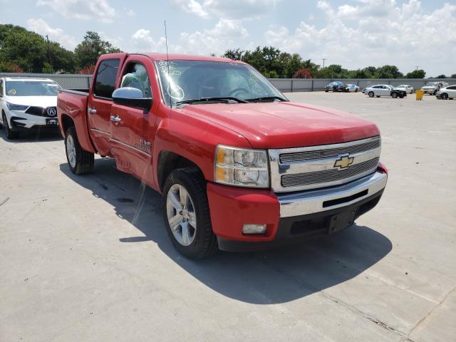 Vehiculos salvage en venta de Copart Wilmer, TX: 2011 Chevrolet Silverado