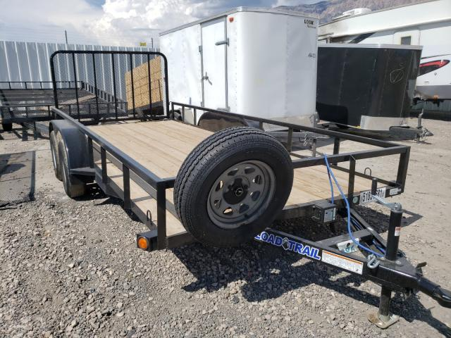 Salvage cars for sale from Copart Farr West, UT: 2021 Load Loadtraile