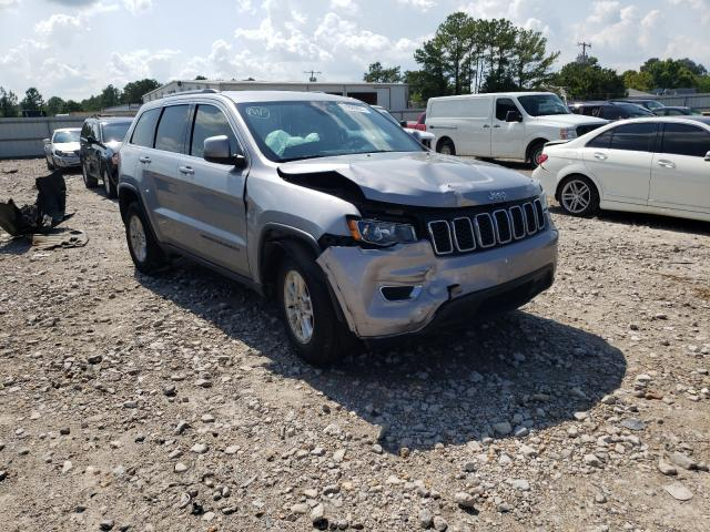 Salvage cars for sale at Florence, MS auction: 2018 Jeep Grand Cherokee