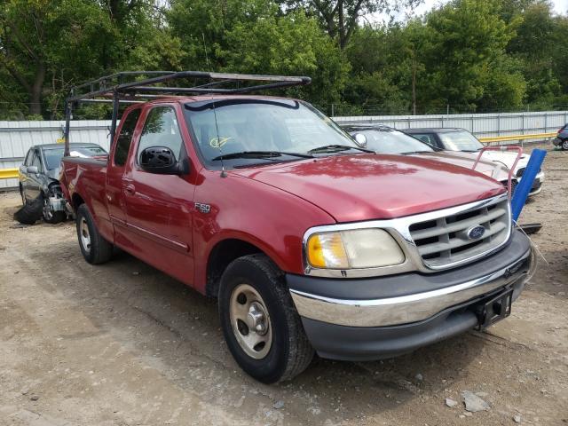 Vehiculos salvage en venta de Copart Glassboro, NJ: 2000 Ford F150