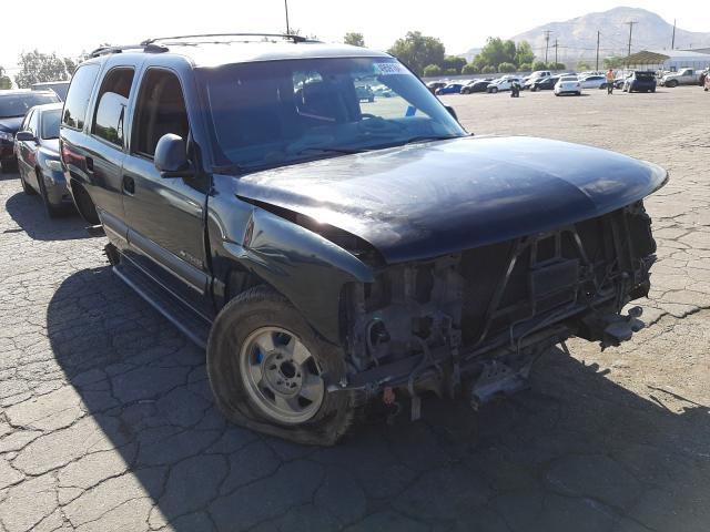 Vehiculos salvage en venta de Copart Colton, CA: 2002 Chevrolet Tahoe C150