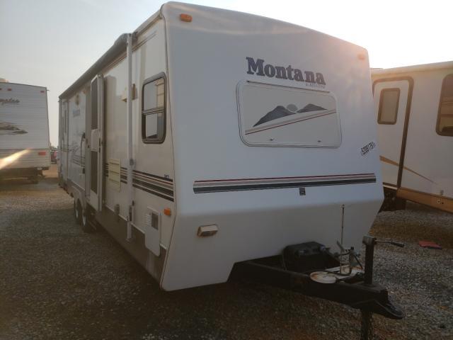 Keystone Montana salvage cars for sale: 2000 Keystone Montana