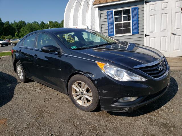 Vehiculos salvage en venta de Copart East Granby, CT: 2013 Hyundai Sonata GLS