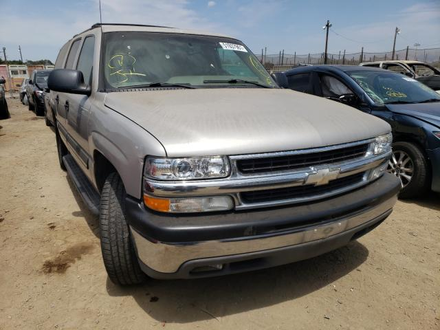 Salvage cars for sale from Copart San Martin, CA: 2004 Chevrolet Suburban C