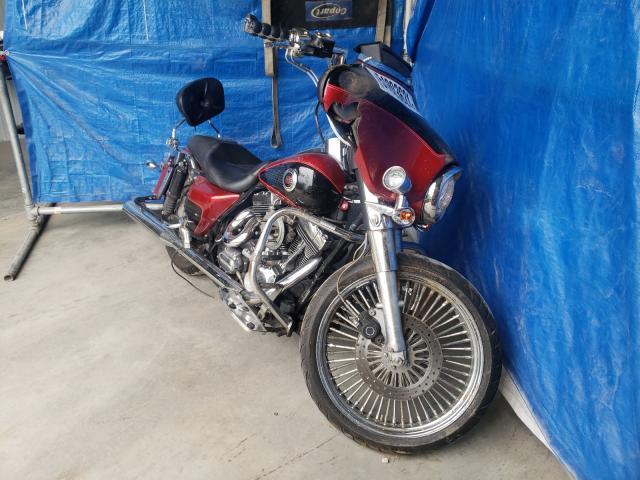 Vehiculos salvage en venta de Copart Madison, WI: 1999 Harley-Davidson Flhtcui