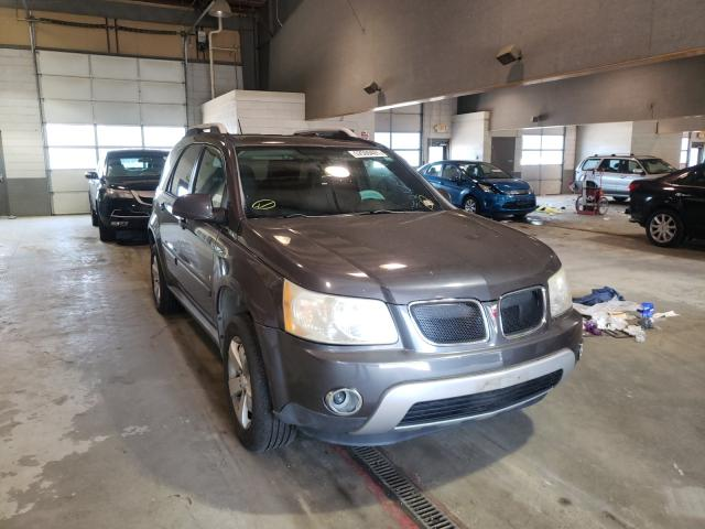Salvage cars for sale from Copart Sandston, VA: 2007 Pontiac Torrent