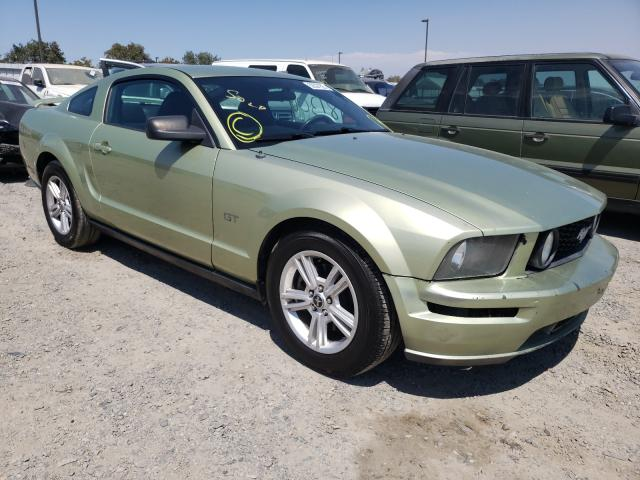 Ford salvage cars for sale: 2006 Ford Mustang GT