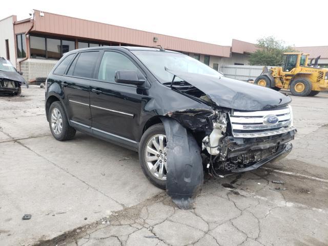 Vehiculos salvage en venta de Copart Fort Wayne, IN: 2007 Ford Edge SEL
