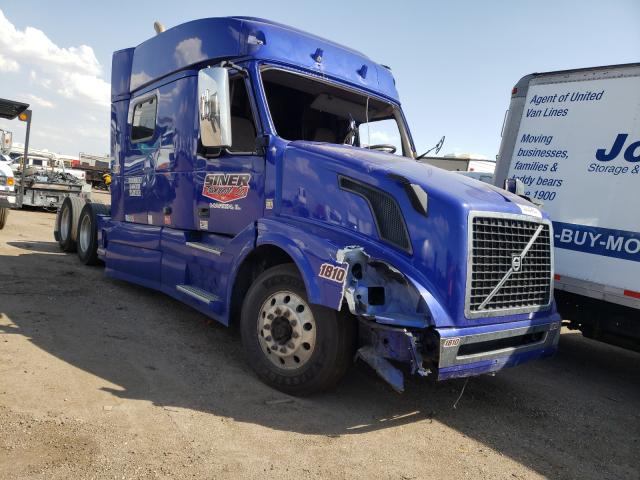 Volvo salvage cars for sale: 2018 Volvo VN VNL