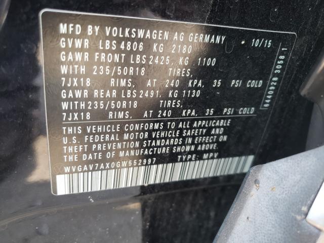 WVGAV7AX0GW552997