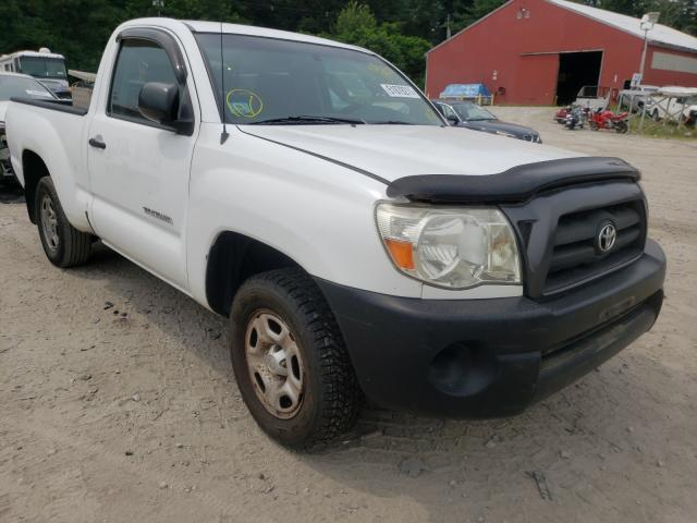 Salvage cars for sale from Copart Mendon, MA: 2008 Toyota Tacoma