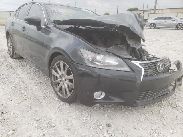 Salvage cars for sale from Copart Haslet, TX: 2014 Lexus GS 350