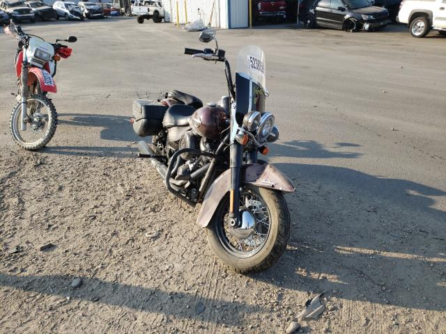 Salvage cars for sale from Copart Nampa, ID: 2018 Harley-Davidson Flhc Herit