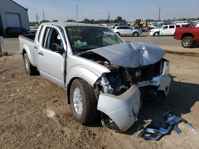 Salvage cars for sale at Nampa, ID auction: 2020 Nissan Frontier S