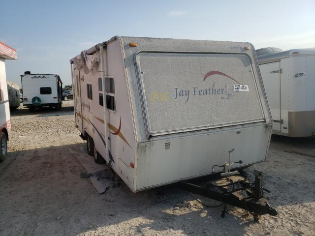 Jayco Jayfeather salvage cars for sale: 2006 Jayco Jayfeather