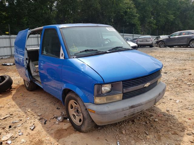 Salvage cars for sale from Copart Austell, GA: 2005 Chevrolet Astro