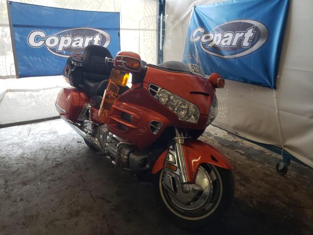 Salvage cars for sale from Copart Fort Wayne, IN: 2003 Honda GL1800