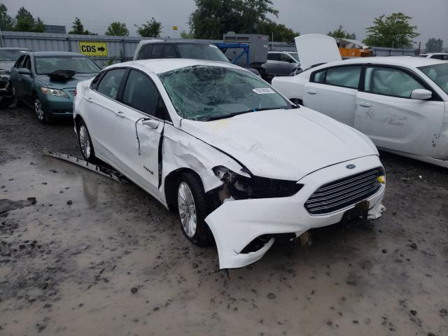 Salvage cars for sale from Copart Ontario Auction, ON: 2013 Ford Fusion SE