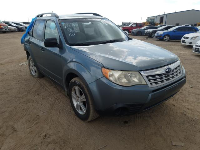 Subaru Forester salvage cars for sale: 2012 Subaru Forester