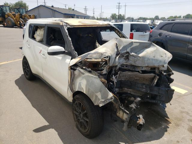 Salvage cars for sale at Nampa, ID auction: 2015 KIA Soul